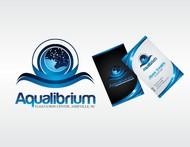 Aqualibrium Logo - Entry #103