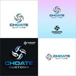Choate Customs Logo - Entry #391