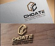 Choate Customs Logo - Entry #158