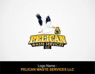 Pelican Waste Services LLC Logo - Entry #27