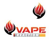 Vape Reaction Logo - Entry #37