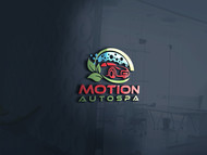Motion AutoSpa Logo - Entry #108