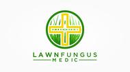 Lawn Fungus Medic Logo - Entry #50