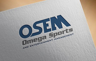 Omega Sports and Entertainment Management (OSEM) Logo - Entry #40