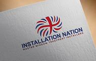 Installation Nation Logo - Entry #149