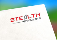 Stealth Projects Logo - Entry #107