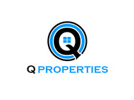 A log for Q Properties LLC. Logo - Entry #71