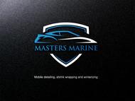 Masters Marine Logo - Entry #413