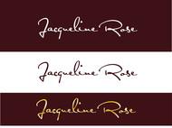 Jacqueline Rose  Logo - Entry #77