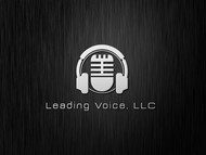 Leading Voice, LLC. Logo - Entry #23