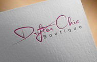 Drifter Chic Boutique Logo - Entry #44