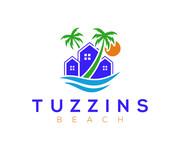 Tuzzins Beach Logo - Entry #270
