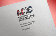 Mechanical Construction & Consulting, Inc. Logo - Entry #196