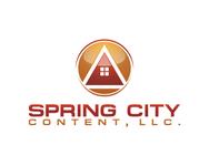 Spring City Content, LLC. Logo - Entry #25