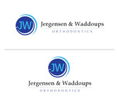 Jergensen and Waddoups Orthodontics Logo - Entry #11