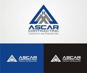 ASCAR Contracting Logo - Entry #88