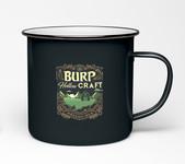 Burp Hollow Craft  Logo - Entry #304