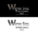 Wattier Steel Structures LLC. Logo - Entry #41