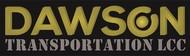 Dawson Transportation LLC. Logo - Entry #138