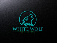White Wolf Consulting (optional LLC) Logo - Entry #65