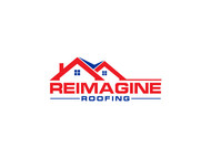 Reimagine Roofing Logo - Entry #13