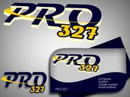 PRO 327 Logo - Entry #74