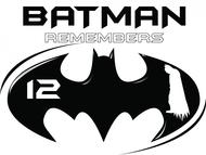 Batman Movie Aurora Colorado Logo - Entry #8