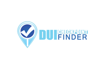 DUI Checkpoint Finder Logo - Entry #91