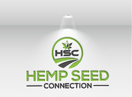 Hemp Seed Connection (HSC) Logo - Entry #179