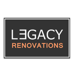 LEGACY RENOVATIONS Logo - Entry #27