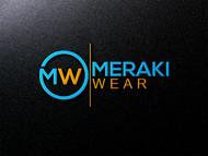 Meraki Wear Logo - Entry #52