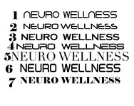 Neuro Wellness Logo - Entry #757