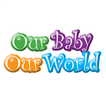 Logo for our Baby product store - Our Baby Our World - Entry #66