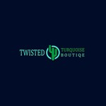 Twisted Turquoise Boutique Logo - Entry #15