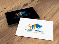 ALLRED WEALTH MANAGEMENT Logo - Entry #648