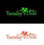 Tuesday's Child Logo - Entry #168