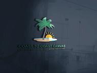 coast to coast canvas Logo - Entry #82
