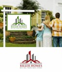 Biller Homes Logo - Entry #186