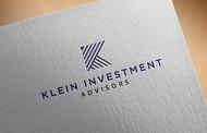 Klein Investment Advisors Logo - Entry #21
