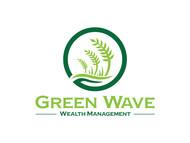 Green Wave Wealth Management Logo - Entry #332