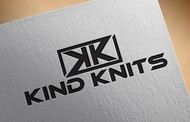 Kind Knits Logo - Entry #11
