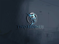 Two Brothers Roadhouse Logo - Entry #64