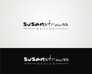 Susan Strauss Design Logo - Entry #187