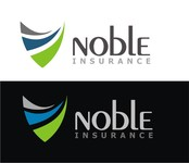 Noble Insurance  Logo - Entry #86