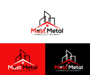 Mast Metal Roofing Logo - Entry #219