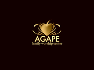 Agape Logo - Entry #209
