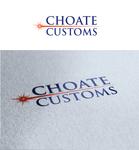 Choate Customs Logo - Entry #308