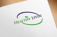 Healthy Livin Logo - Entry #84