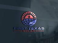 First Texas Solar Logo - Entry #129