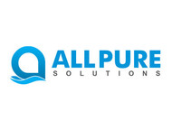 ALL PURE SOLUTIONS Logo - Entry #56